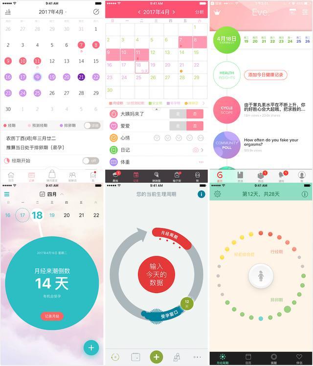 月经app软件排名第一(美柚和大姨妈哪个更准确) 网络快讯 第3张