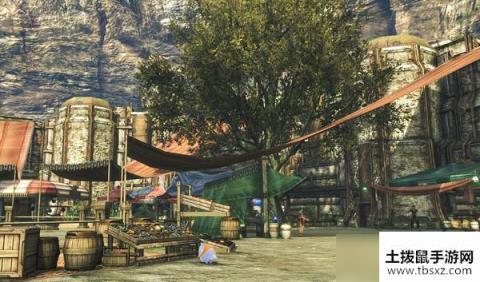 《异度之刃:决定版》新截图 环境地貌丰富,风景壮丽